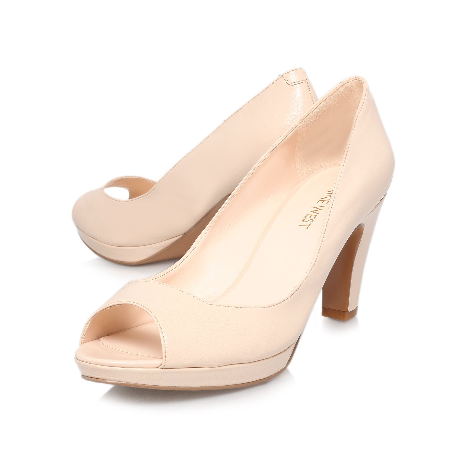 Shipshape court shoes