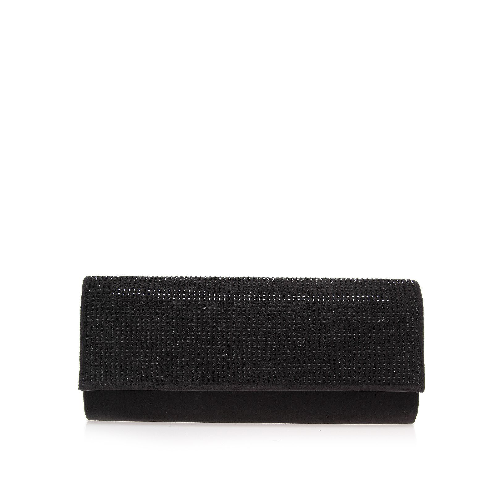 Tatiana Black Clutch Bag