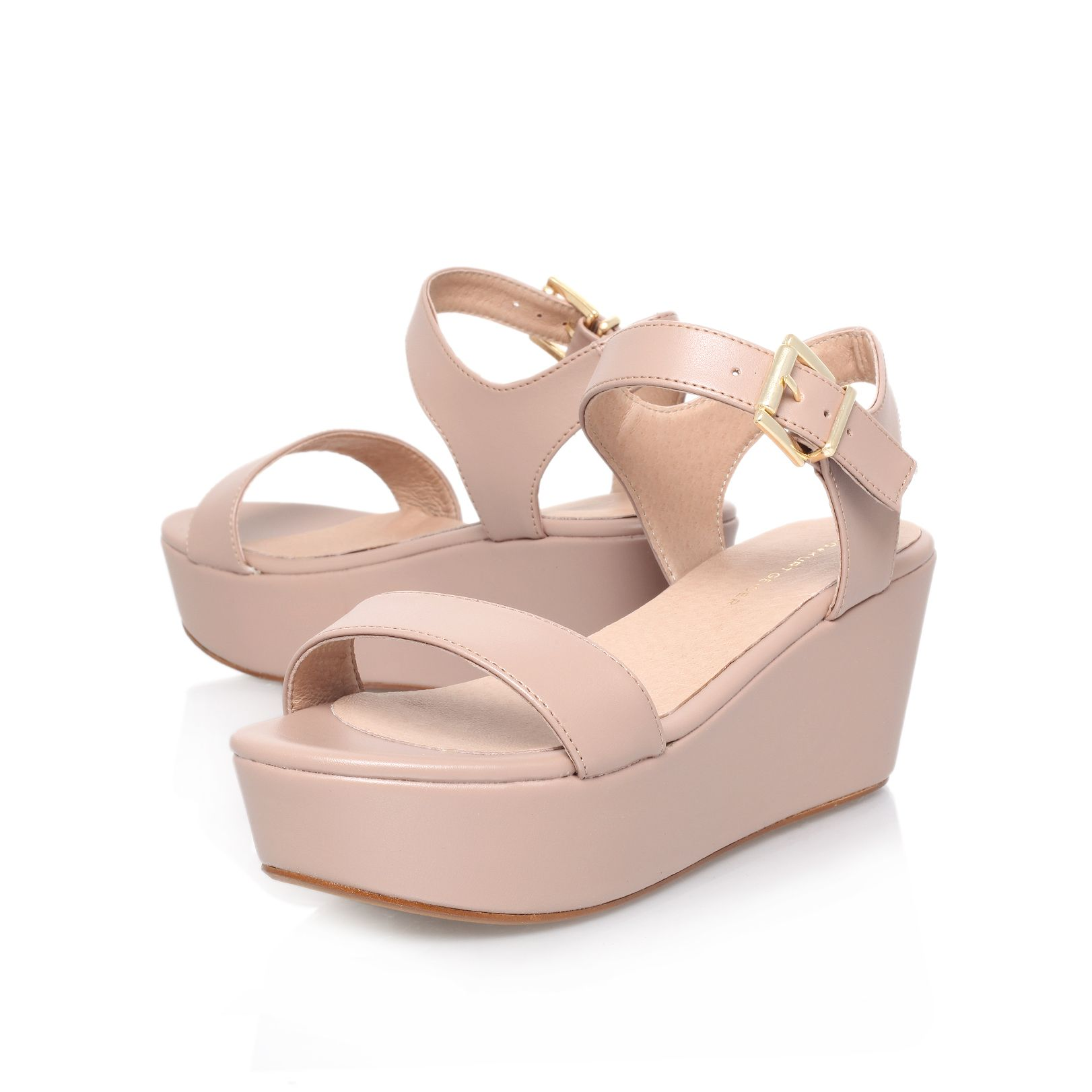 Madrid wedge sandals