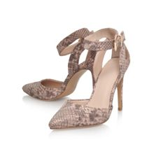 Astute mid heel occasion shoes