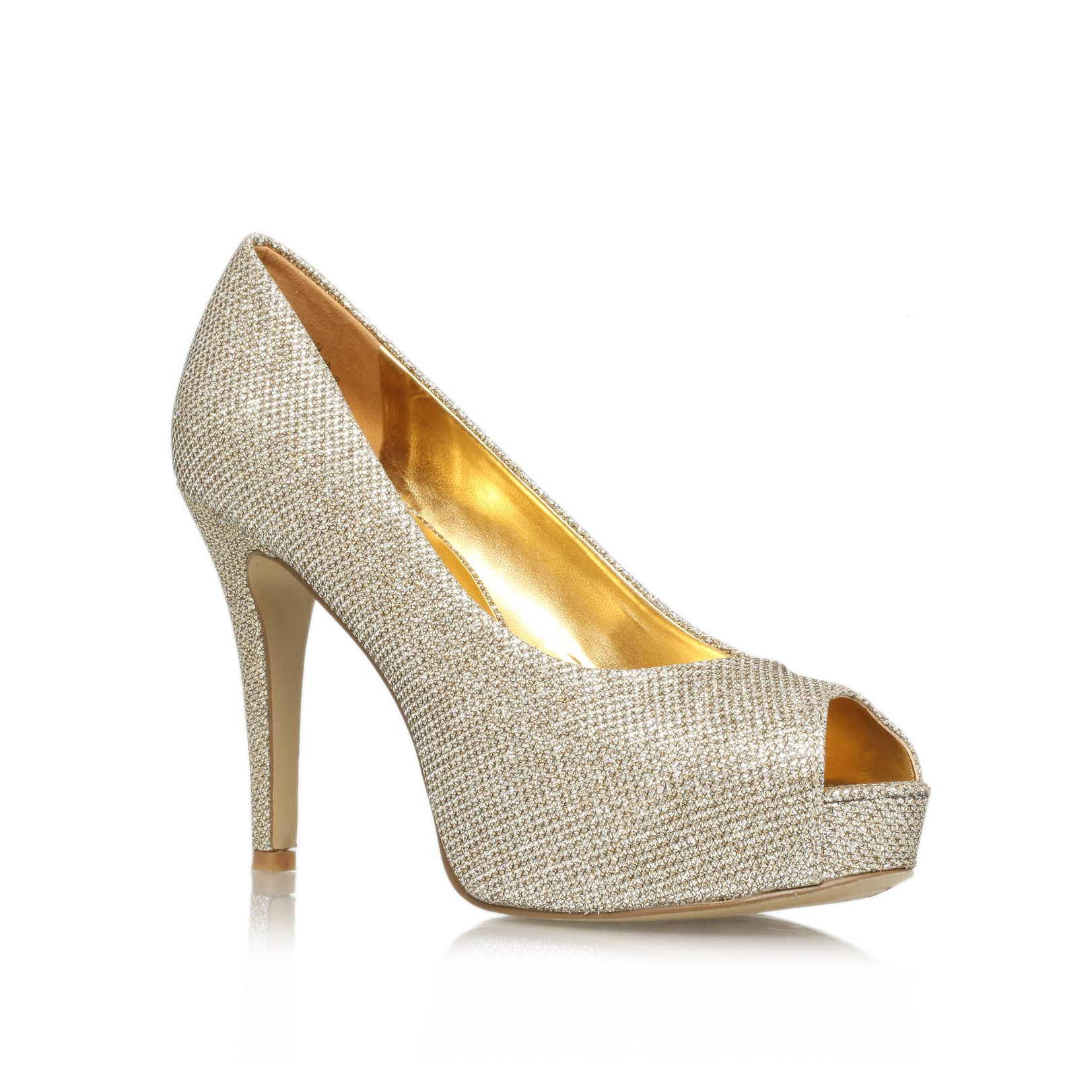 Camya22 high heel court shoes