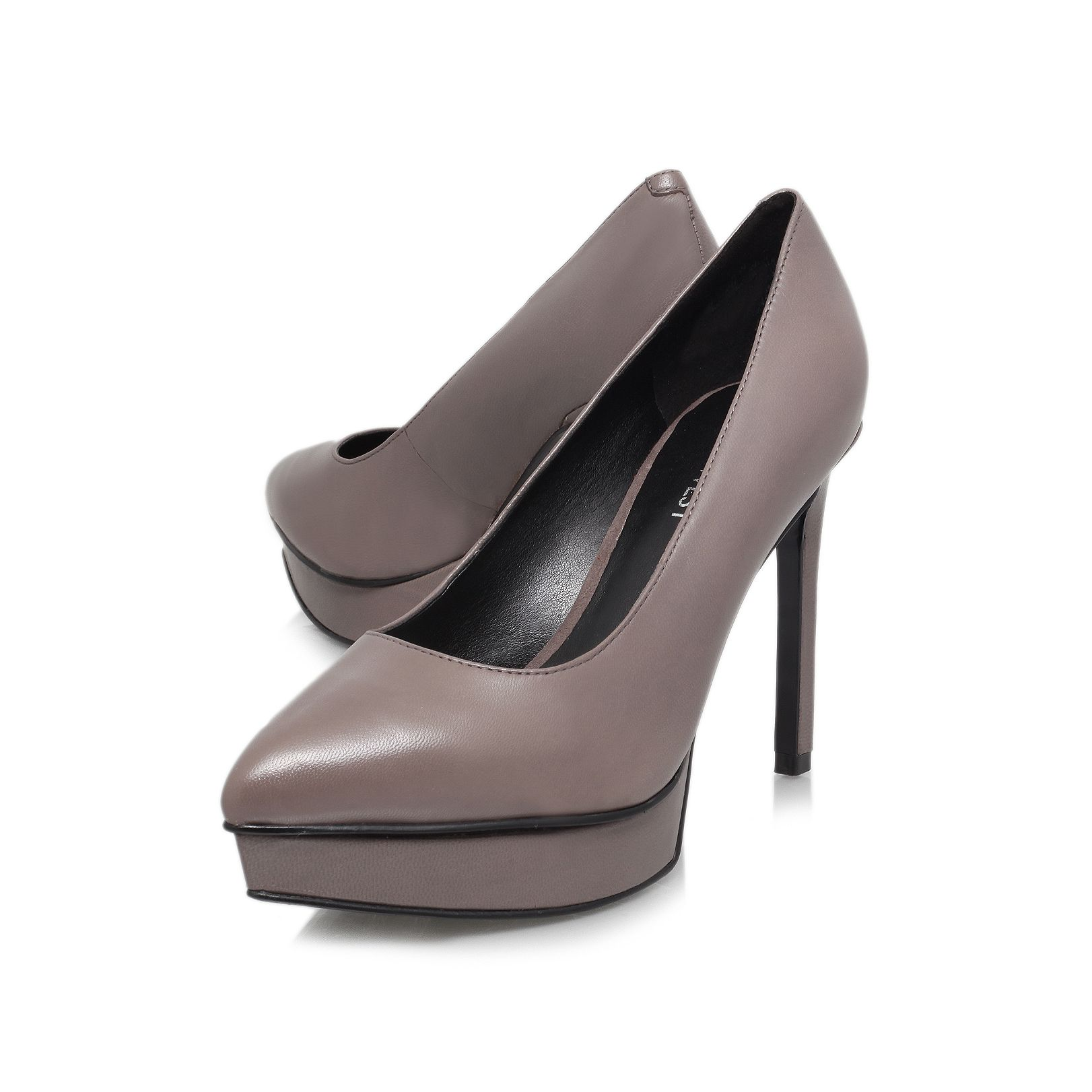 Bigbucks high heel court shoes