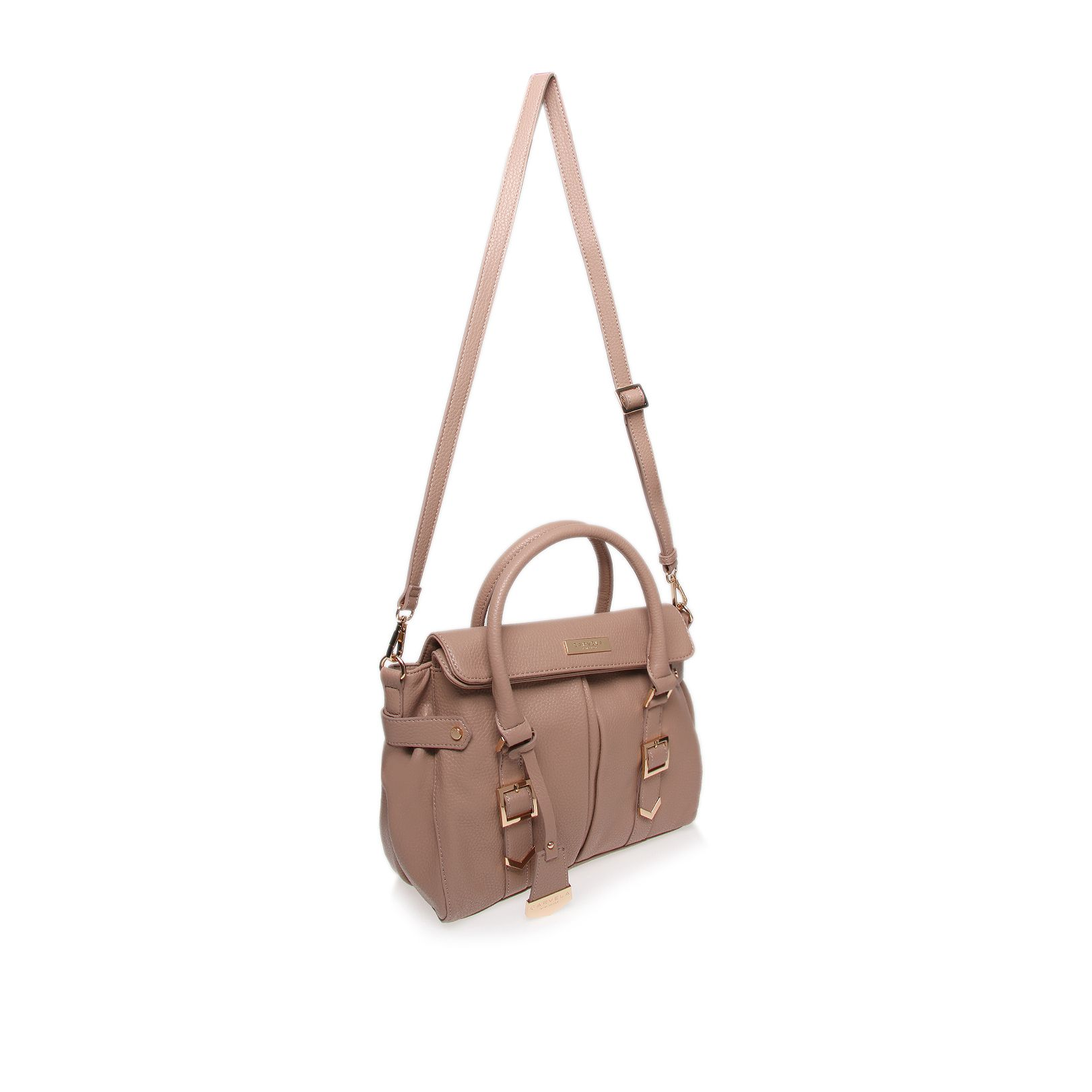 Carvela kurt geiger chloe nude shoulder bag