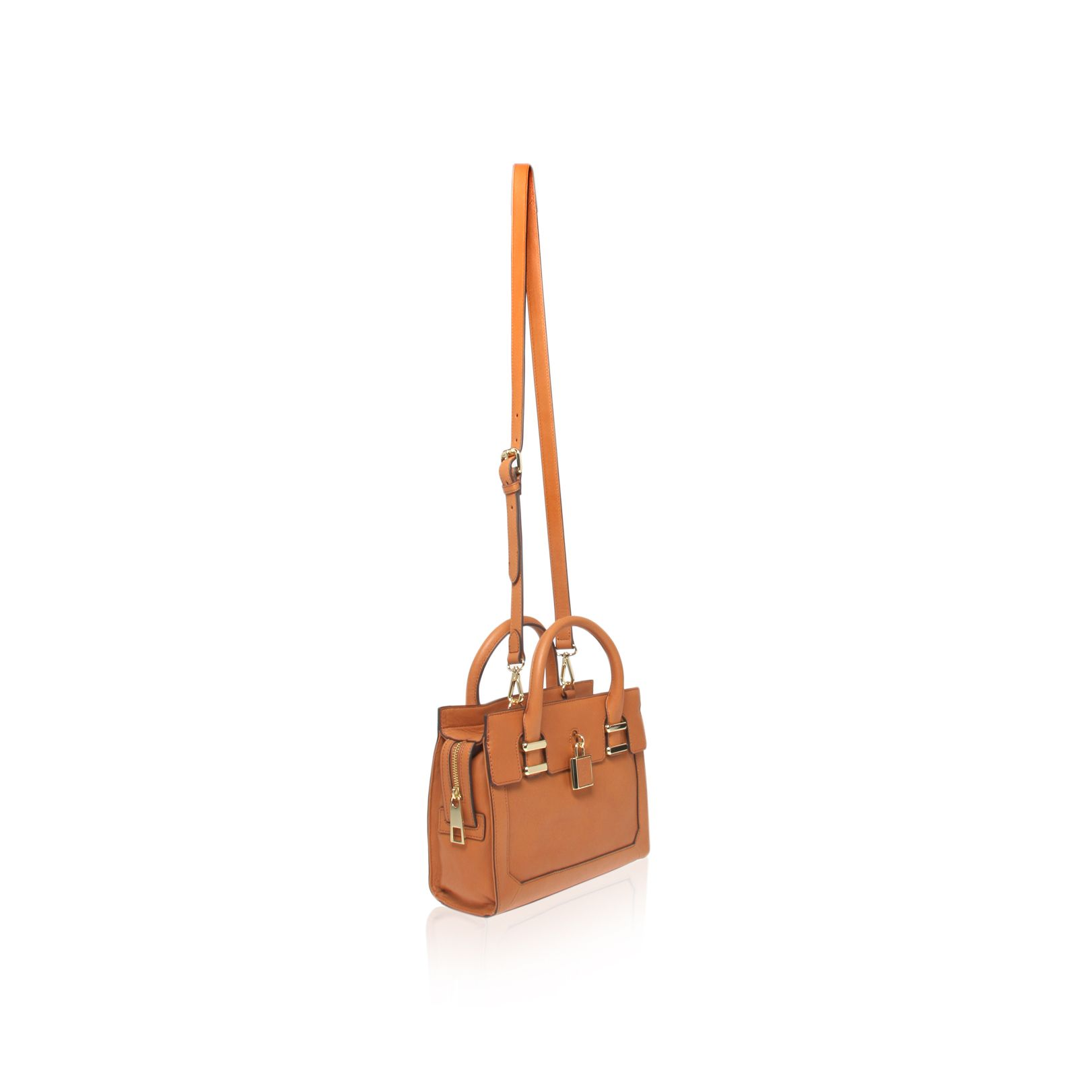 Heidi Tan Crossbody Bag