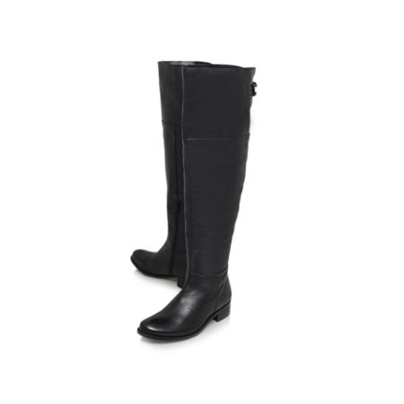 Carvela Pedal Low Heeled Over The Knee Boots