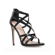 Jest high heeled court shoes