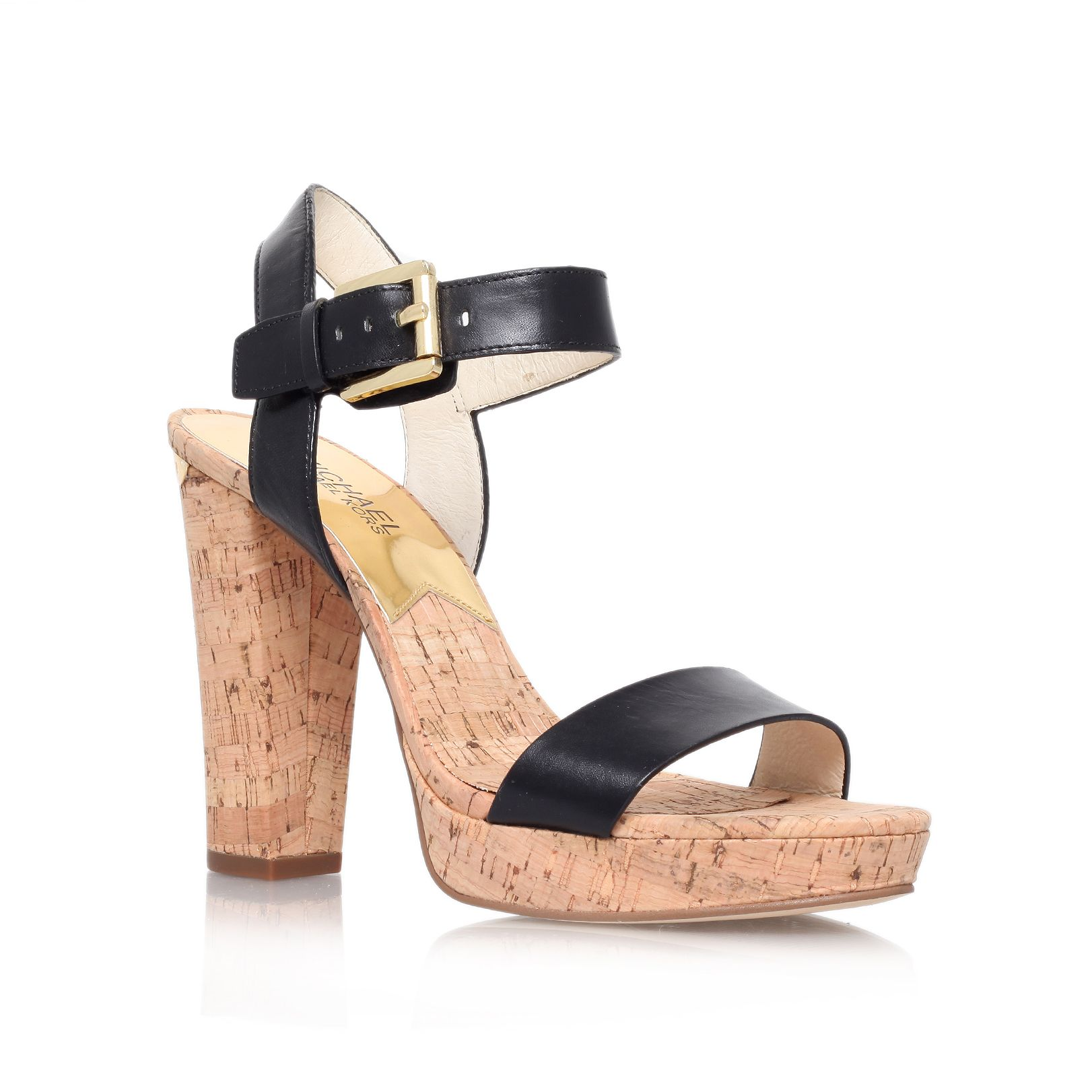 London high heel platform sandals