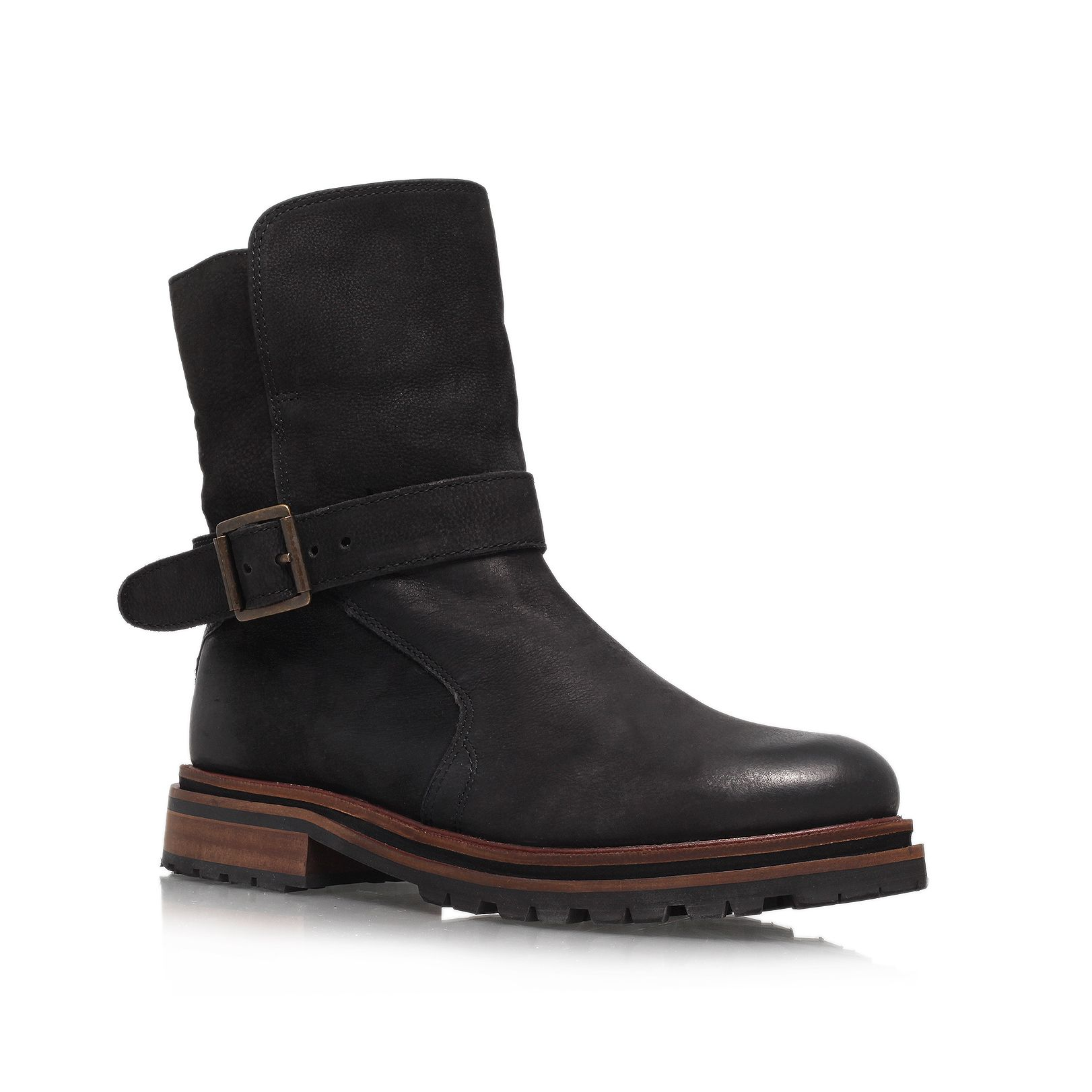 buy cheap flat black boots compare s footwear