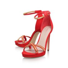 Jamie high heel sandals