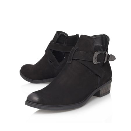 Carvela Selena Low Heeled Ankle Boot