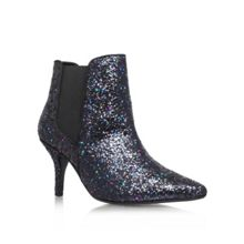 Scamp low heeled ankle boots