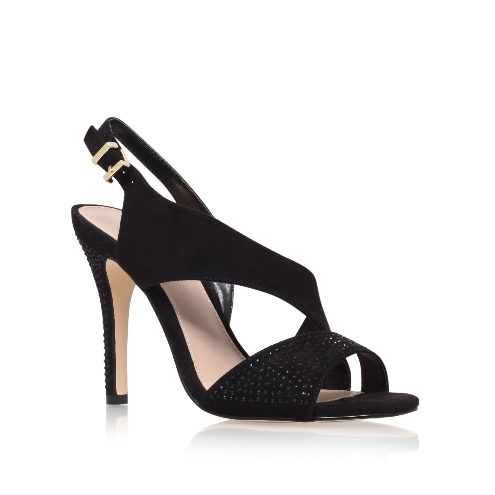 Glenda high heeled sandals