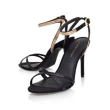 Horizon high heeled strappy sandals