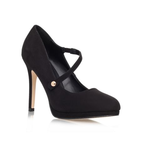 Miss KG Claire High Heeled Court Shoe