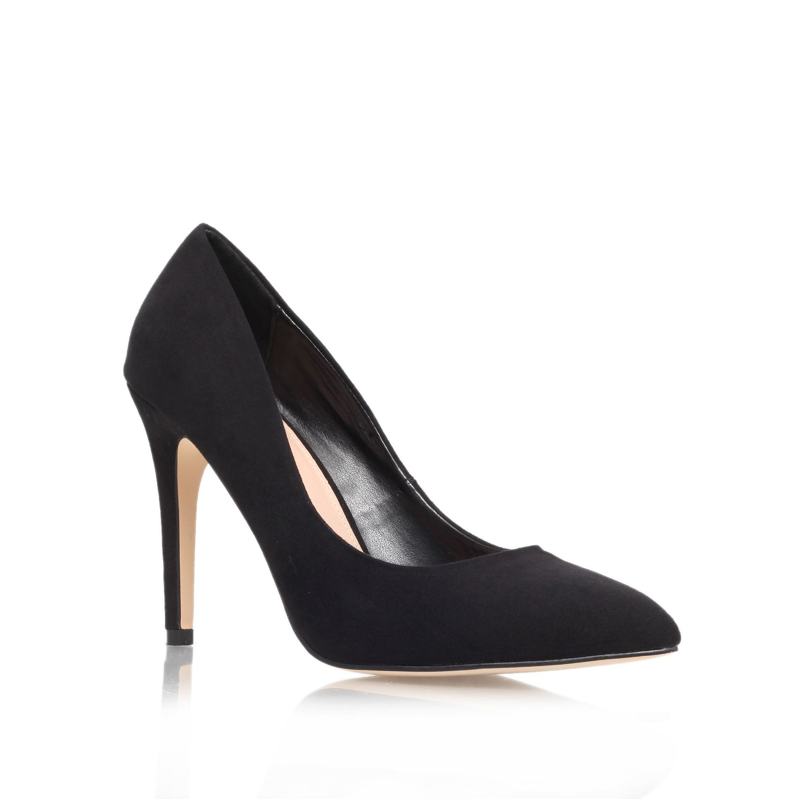 Carrie high heel court shoes