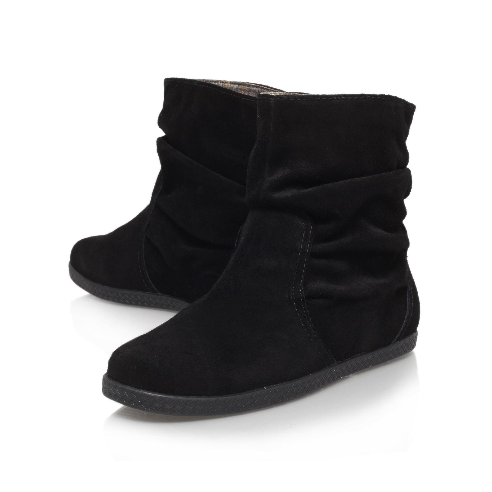 Rockinout Flat Ankle Boots