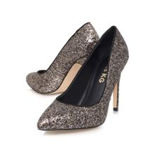 Carrie High Heeled Courts