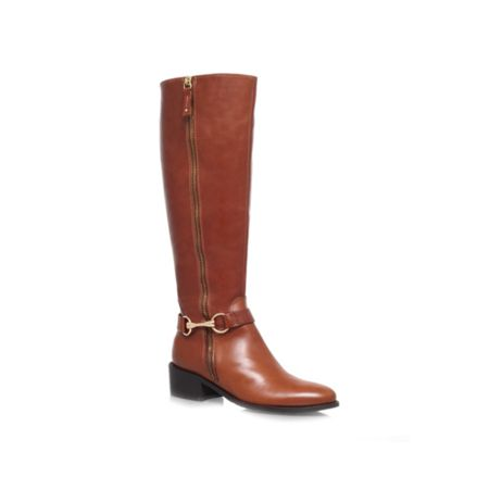 Carvela Waffle leather boot