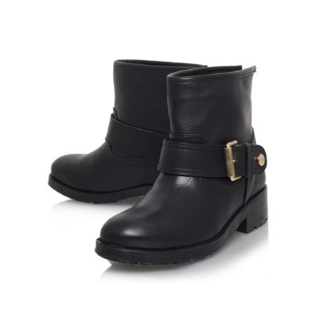 Kurt Geiger Shadow low heeled ankle boots