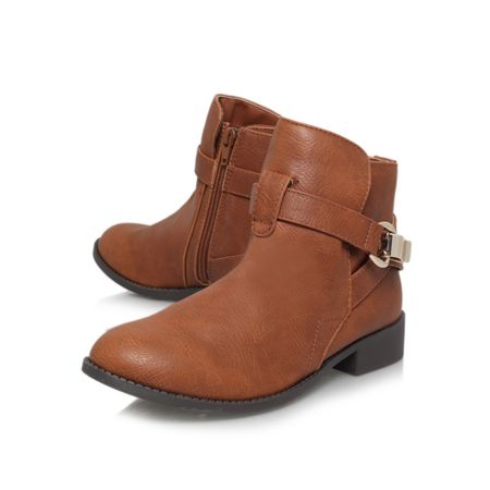 Miss KG Jade Flat Ankle Boots