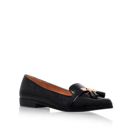 Miss KG Nadia flat slip on loafers