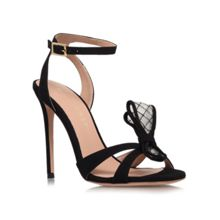 Maia Bow High Heeled Strappy Courts