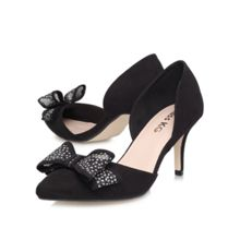 Enya Low Heeled Courts