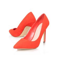 Kestral high heel court shoes
