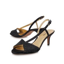 Gelsea II Low Heeled Strappy Courts
