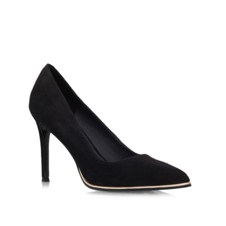 KG Beauty High Heeled Pointed Toe Courts