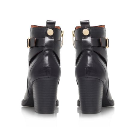 Kurt Geiger Sofie leather boots