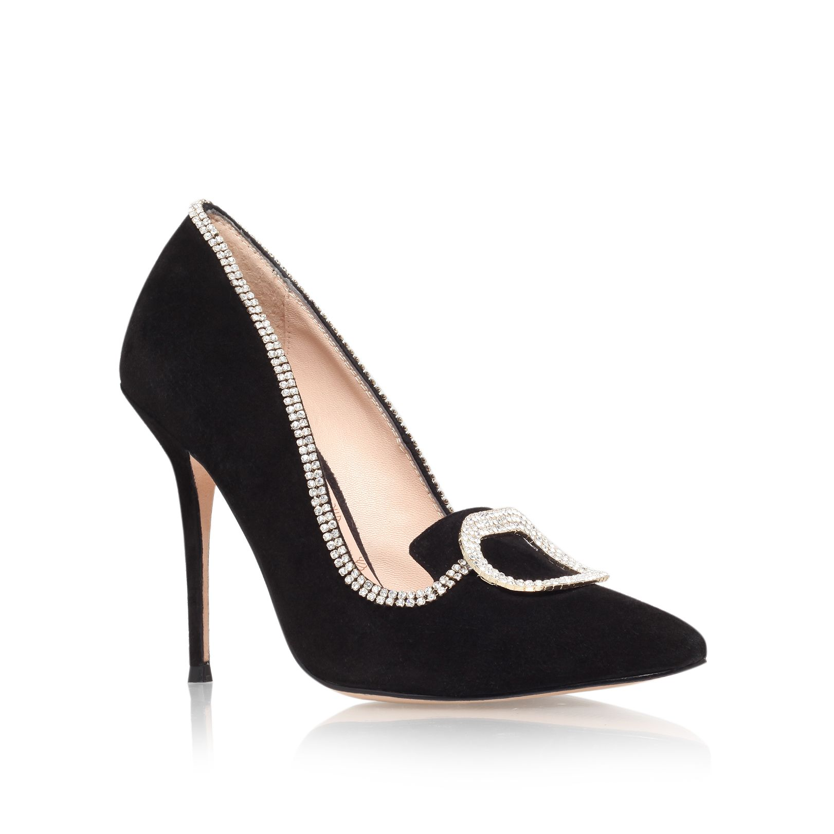 Diane high heel court shoes