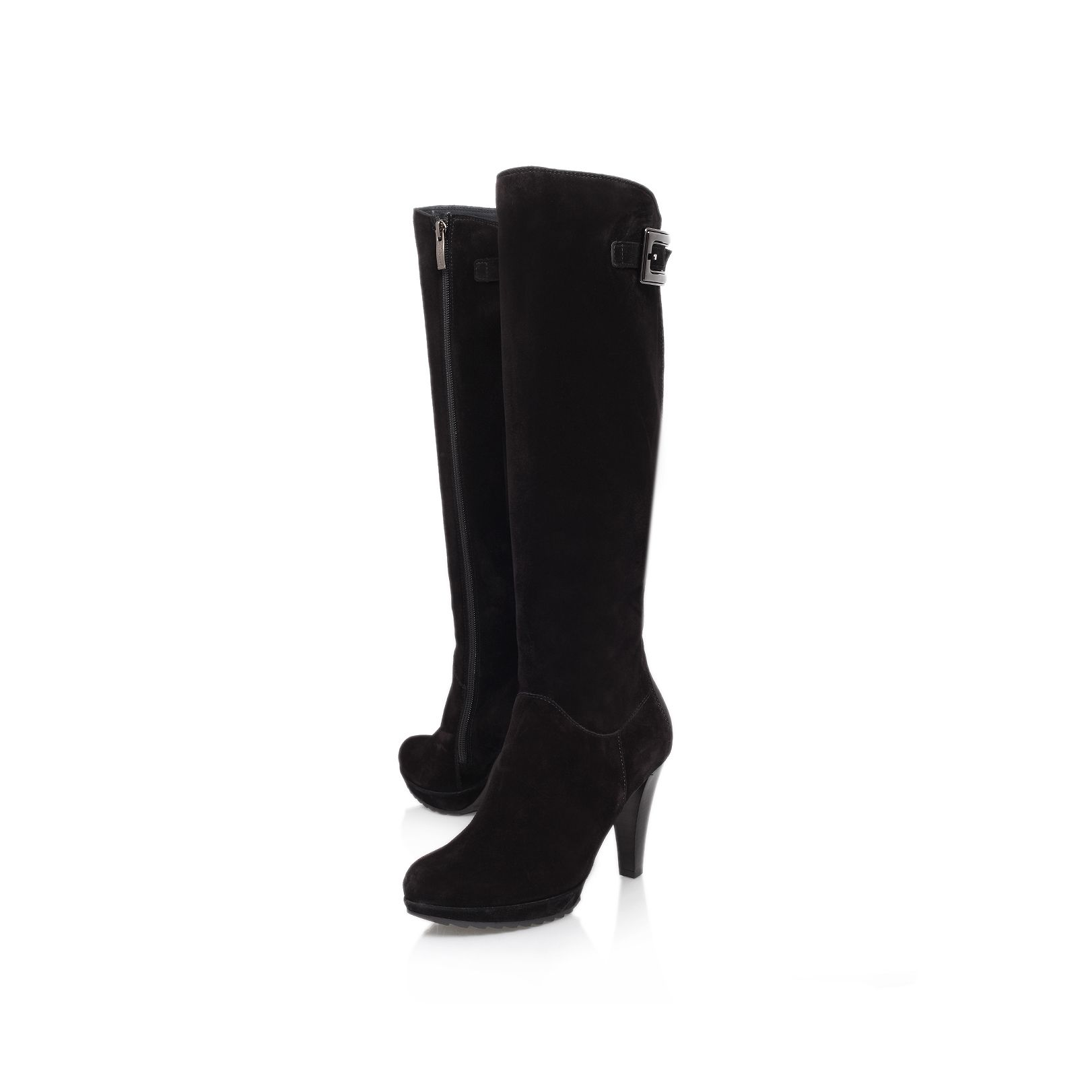 Celeste High Heeled Knee High Boot