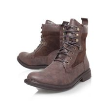 Cotterill Lace Up Boot