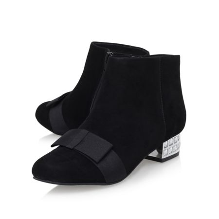 KG Solo mid heel ankle boots