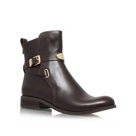 Michael Kors Arley leather ankle boots