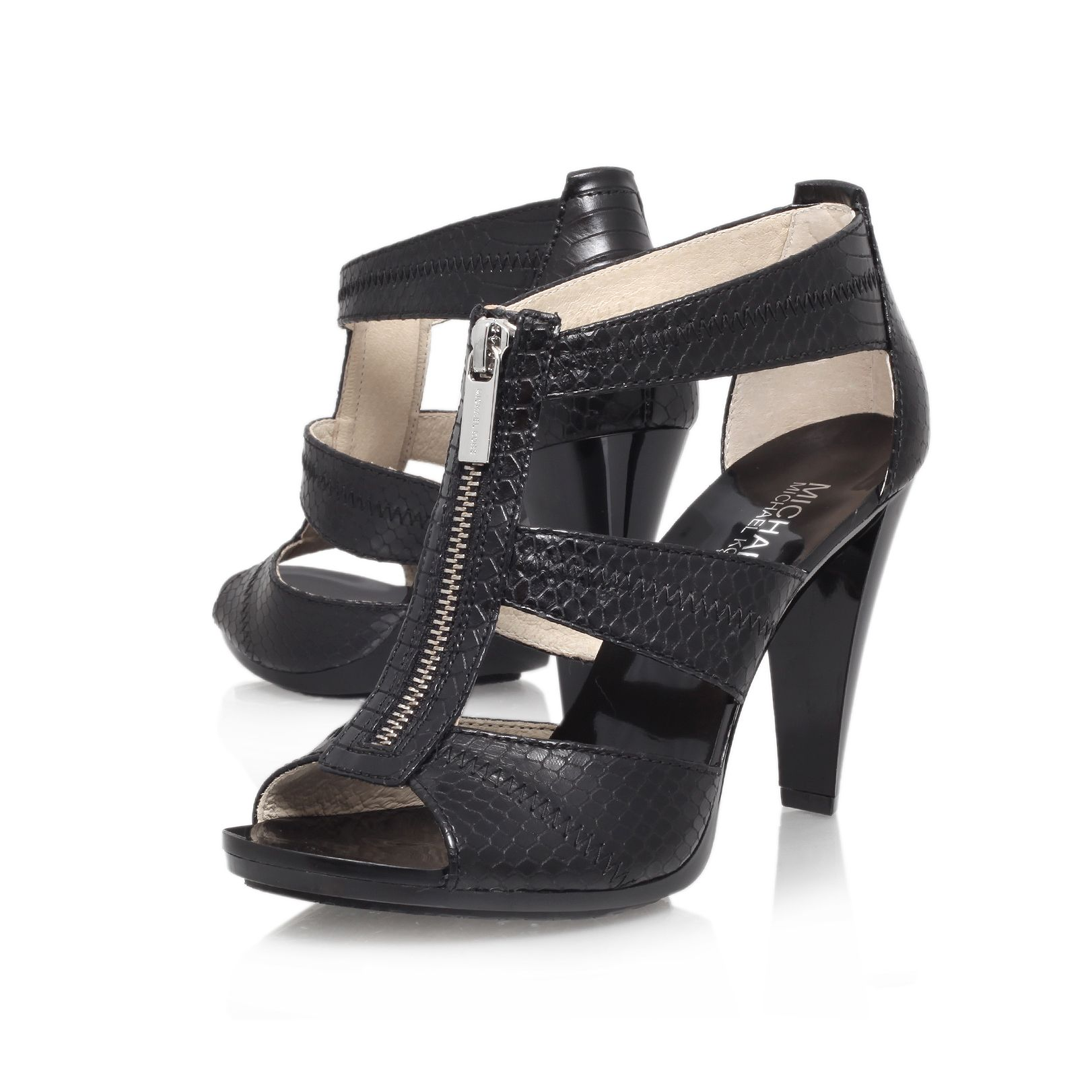 Berkley high heel sandals
