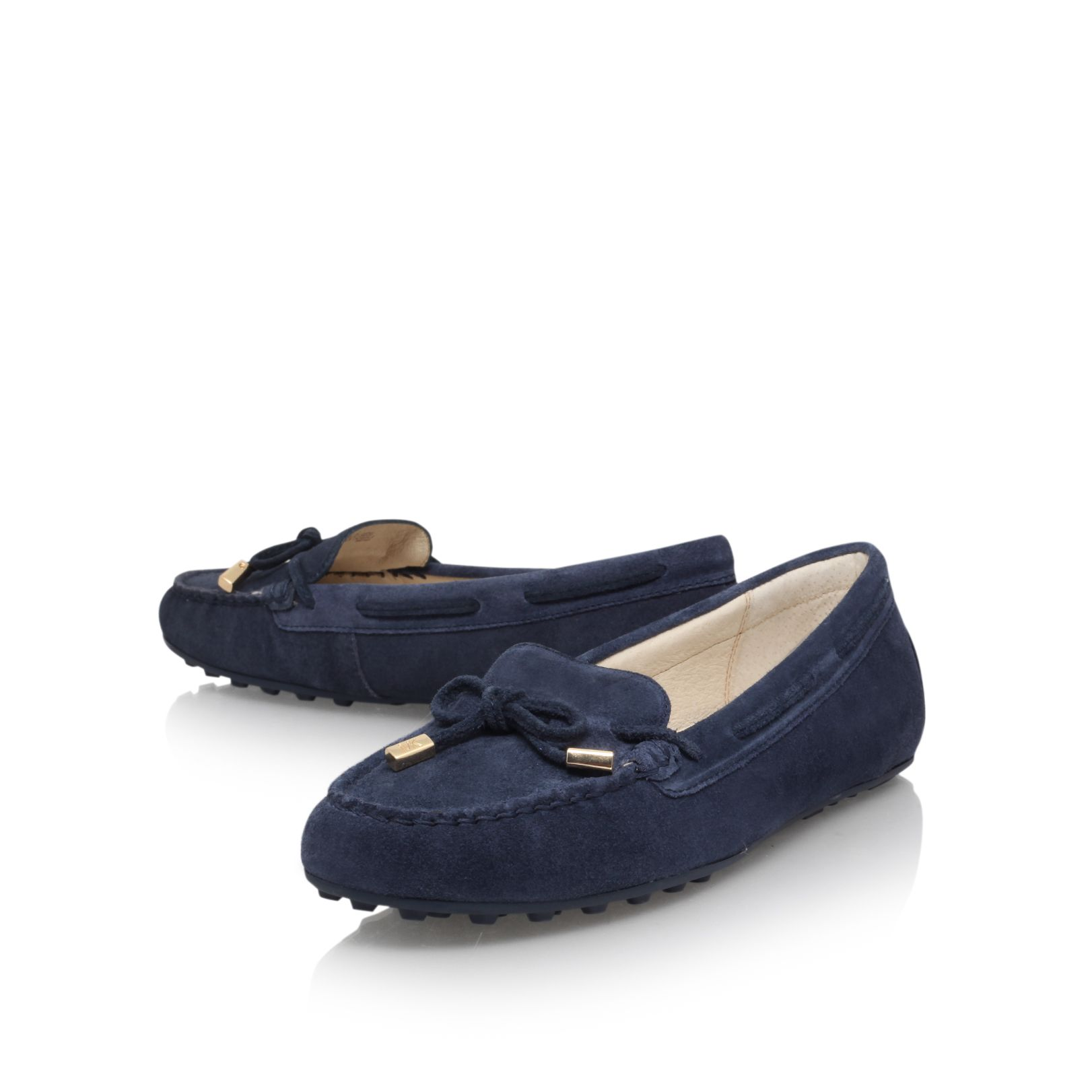 Daisy moc leather loafer