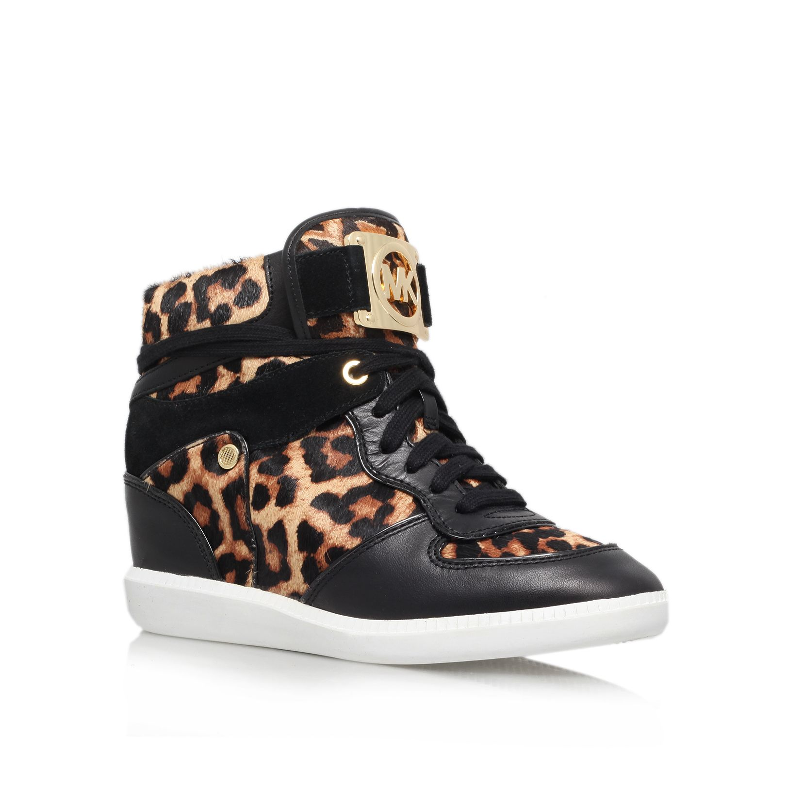 Nikko high top trainers