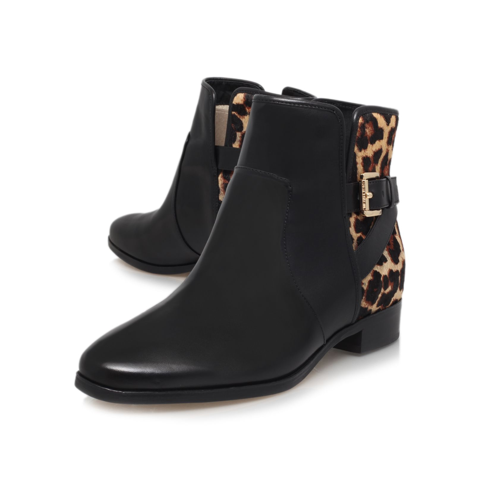 Salem low heel boots