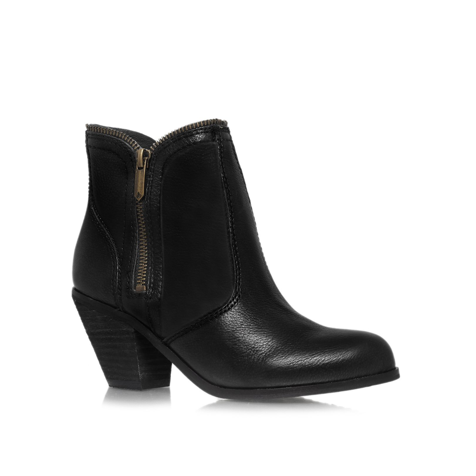 Linden Low Heeled Ankle Boots