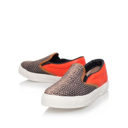 Kurt Geiger London flat slip on sneakers