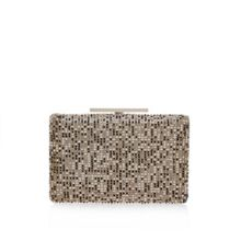 Love minaudiere box clutch handbag
