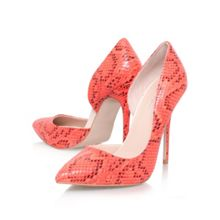 Asya high heel court shoes