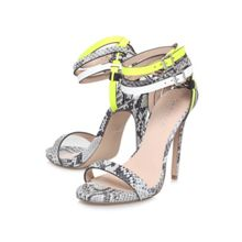 Carvela Gaze combination high heeled sandals