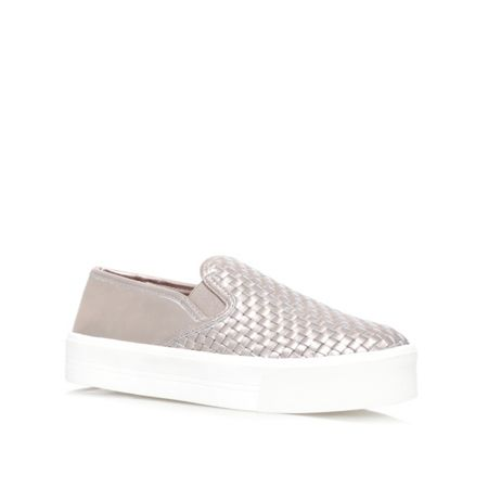 Carvela Lagos flat slip on trainers