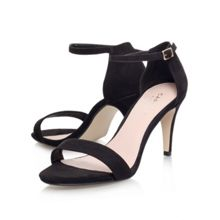 Kiwi high heel strappy sandals