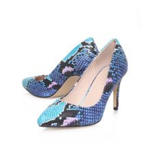 Kirsty mid heeled court shoes