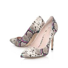 Bailey combination high heel court shoes