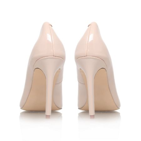 KG Bailey combination high heel court shoes